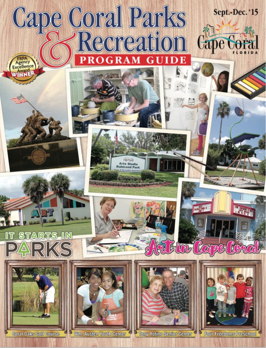 Cape Coral Parks & Recreation 9-12:15